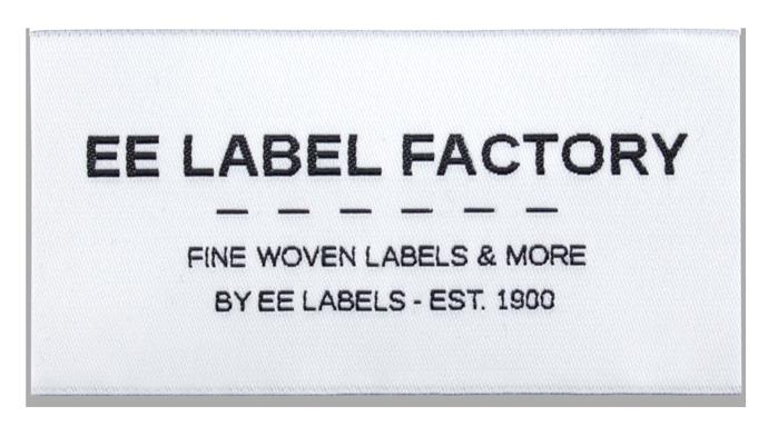 baffafa7c8061c EE Label Factory - Ontwerp je eigen geweven of gedrukte labels